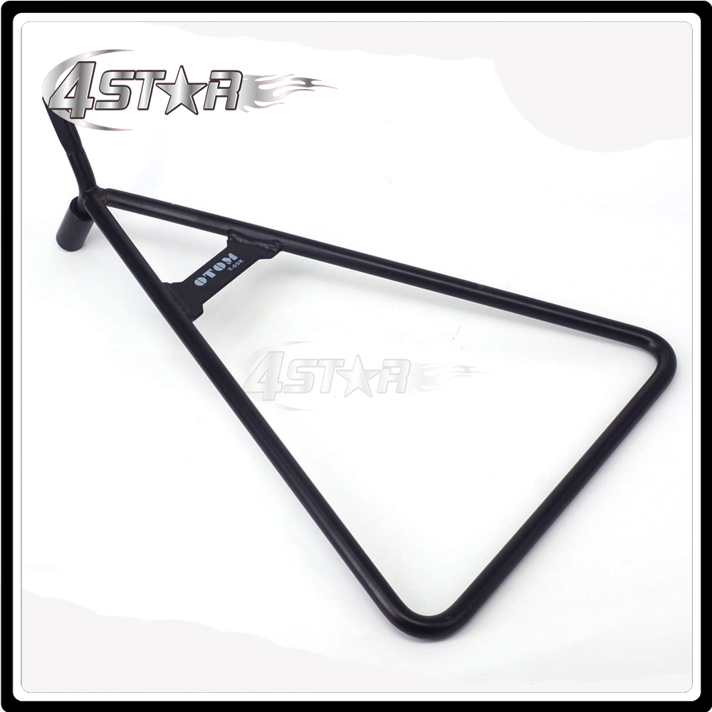 Motorbike 14.5MM 11MM 18MM Black Triangle Side Stand ...