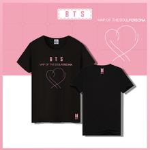 BTS Map Of The Soul: Persona T-Shirt (4 Models)