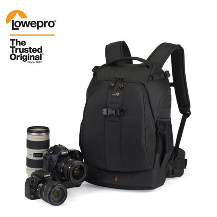 NEW Lowepro Flipside 400 AW Camera Photo Bag Backpacks Digital SLR+ ALL Weather Cover wholesale-in Backpacks from Luggage & Bags    1