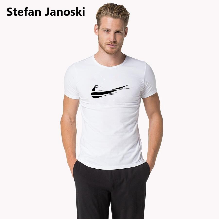 Stefan janoski Women 2018 New Design Funny T Shirt O-Neck T-shirt Men Fashion Brand Print T shirt Men Tops Tees Casual Men Shirt