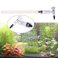 Vacuum Siphon Pipe Water Gravel Sand Cleaner Filter Kit Tool For Fish Tank Aquarium