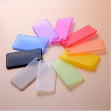 Hot Sale Soft Plastic Matte Case Cover Protector For Apple iPhone 4 4S 5 5S 5C 6 6S 4.7″6Plus 7 7Plus Mobile Phone case