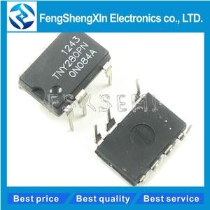 10pcs/lot TNY280PN TNY280 TNY280P DIP-7 Off-Line Switcher IC(China)