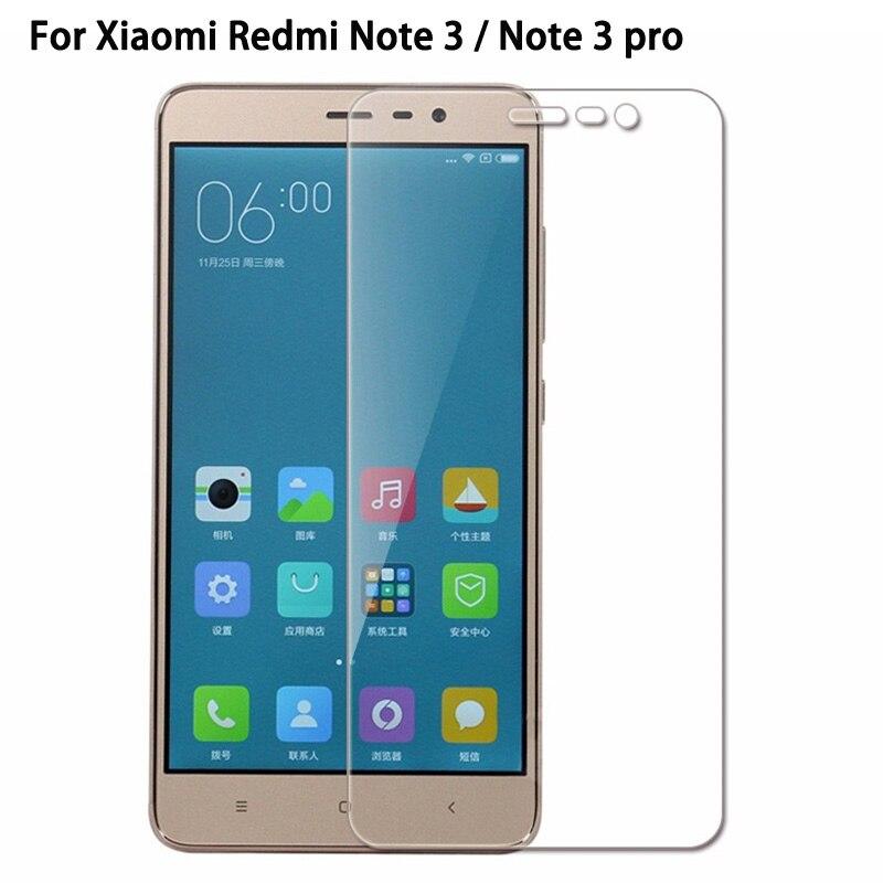 9 H Ultra Mince En Verre Trempe Pour Xiaomi Redmi Note 3 Pro Premium Protecteur Decran De Protection Film