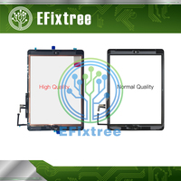 New Touch Panel Display Screen With Stickers For IPad Air A1474 A1475 A1476 Touch Screen Digitizer