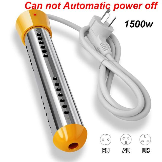 1500W Suspension Water Heater Boiler Element Immersion Electric Heating Rod~~