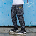 Мужские осень зима брюки мужские форменные брюки камуфляжные штаны прямые удобные бегунов брюки повседневные брюки для мужчин