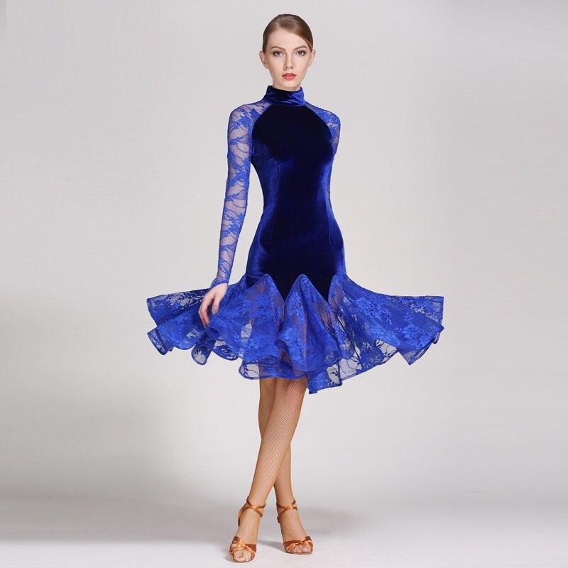 Popular Latin Ballroom Dresses-Buy Cheap Latin Ballroom ...