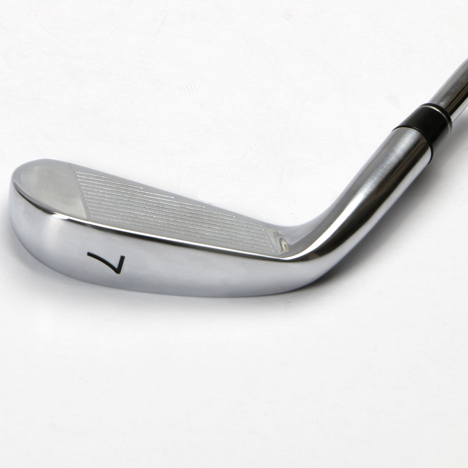 Image 5 - Golf clubs iron Single NO7 golf practice pole Stainless steel shaft flex R  free shipping-in Golf Clubs from Sports & Entertainment