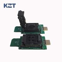 EMMC Socket Test Flash Chip EMMC153 Socket EMMC169 BGA169 Socket BGA153 Android Phone Flash Data Backup