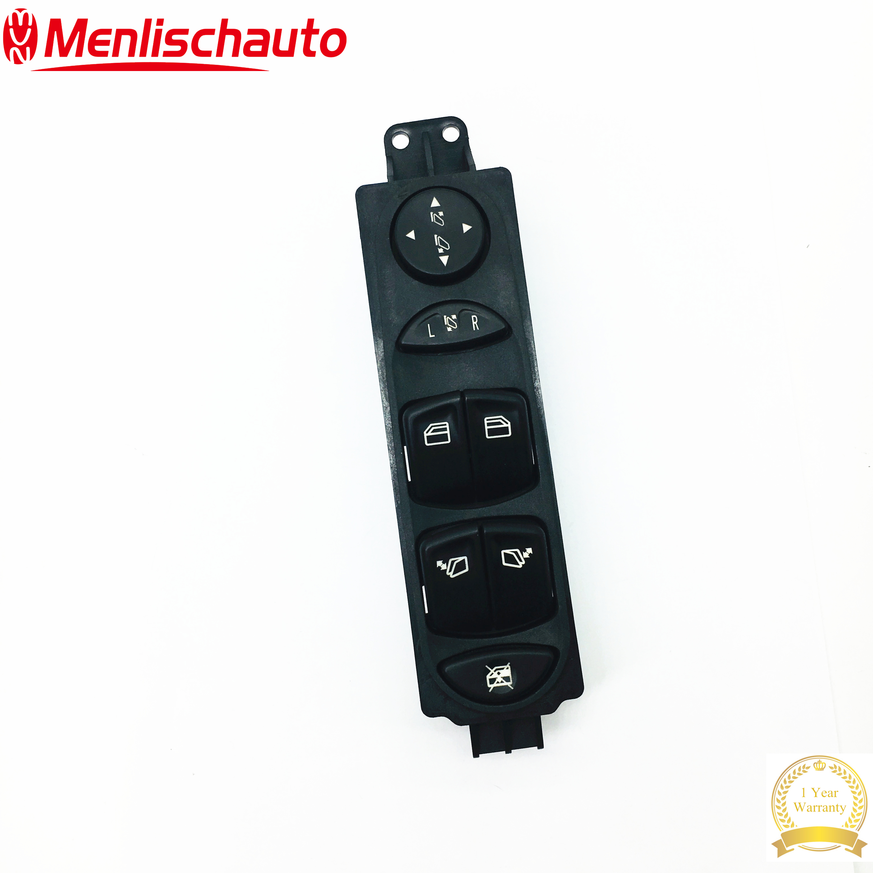 Free Shipping OE#A6395451313 Power Window Control Switch for German cars Viano Vito W639 LHD