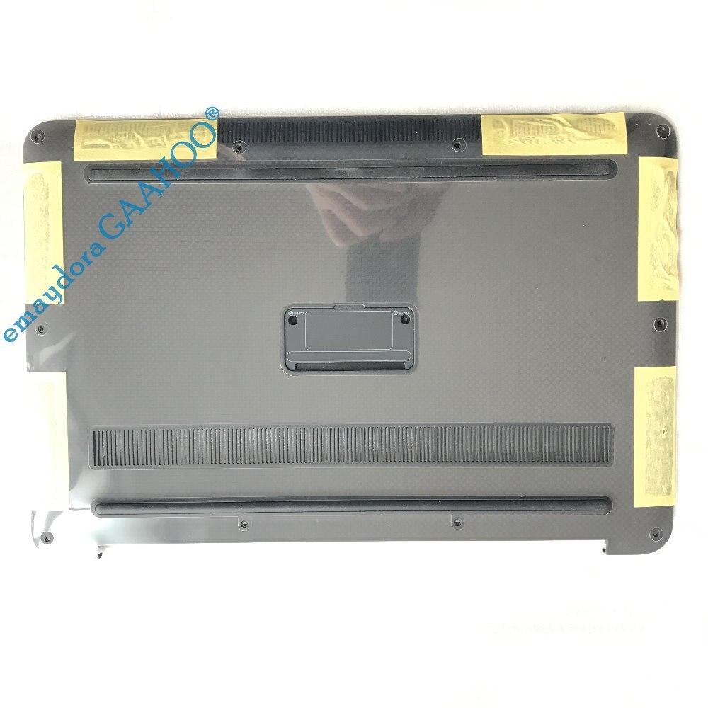 100%New emay GAAHOO laptop case for DELL XPS15 9530 or Precision M3800 Bottom base big door  06KM9V 6KM9V for dell xps 9530 l522x m3800 brand new d shell bottom dp n 0d24n5