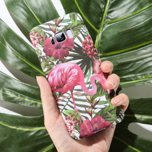 Image 4 - KISSCASE Colorful Tropical Leaves Phone Case For Huawei Mate 20 Lite P Smart P20 Pro Slim PC Cover For Huawei Honor 8X Fundas