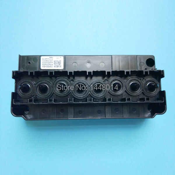 1 pc gratis pengiriman asli baru Printer DX5 kepala manifold dasar air untuk Epson 4880 7800 7880 Mutoh Allwin Manusia adapter/Penutup