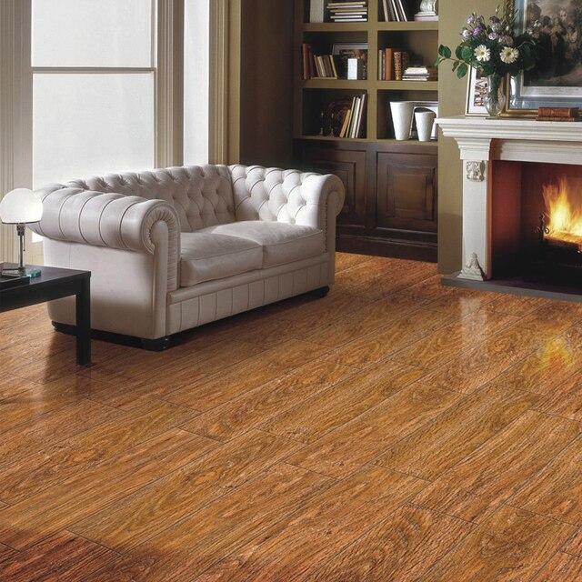 houten vloer glazuur tegels 150600mm geel en bruin grijs gebruik