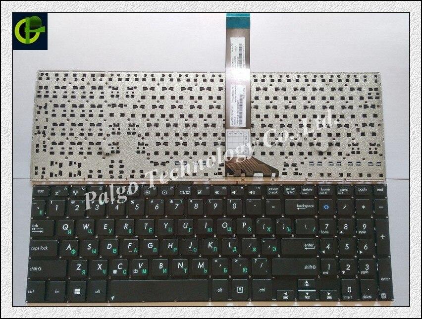 Clavier russe pour Asus K551 K551L K551LA K551LB K551LN RU noir