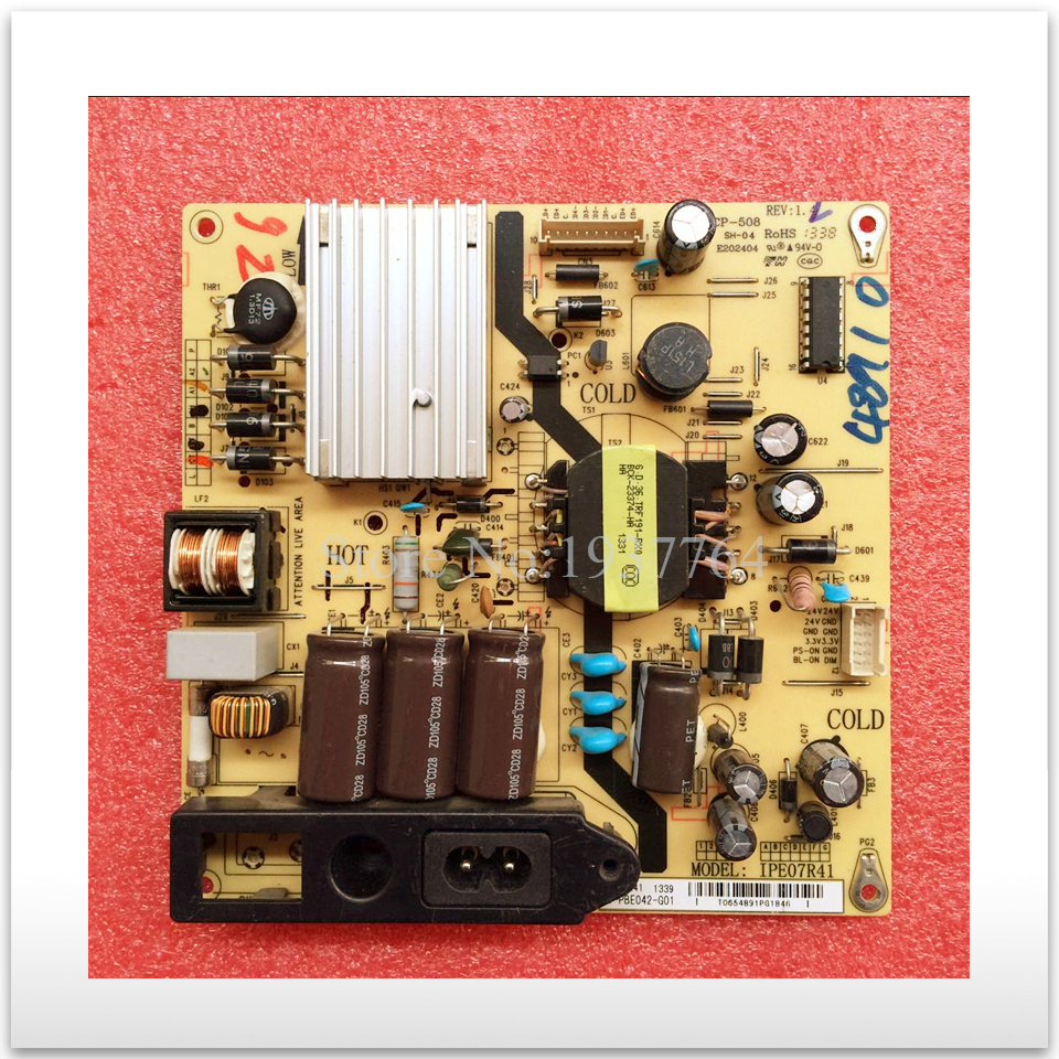 цена на original for Power Board L43F2800A IPE07R41A Tested Working
