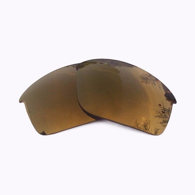 00a4b085c9568 Bronce oro espejo polarizado lentes de reemplazo para Bottlecap gafas de  sol marco 100% UVA