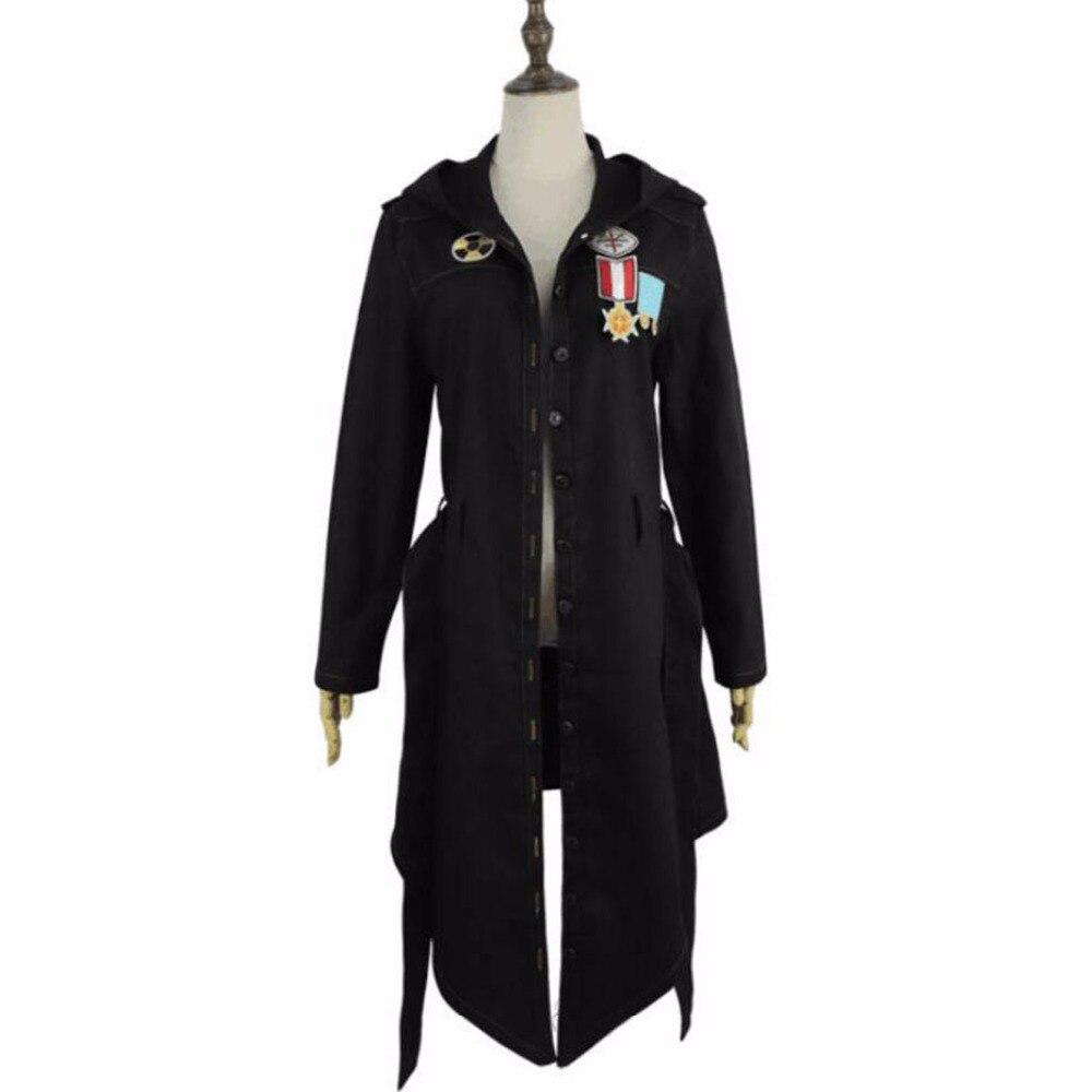 2018 manteau de Trench PUBG de champs de bataille de Playerunknown Costume de Cosplay fait sur commande n'importe quelle taille