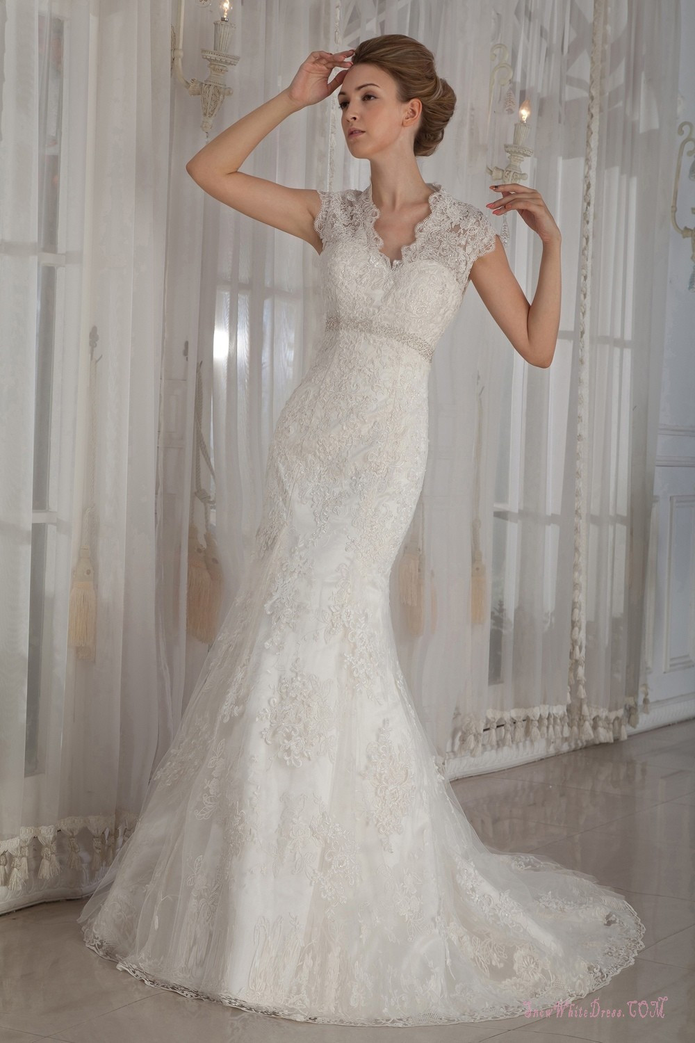 Compare Prices on Modern Vintage Wedding Gowns- Online Shopping ...
