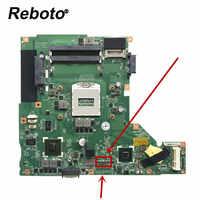 Placa base Original de alta calidad para ordenador portátil MSI CX60 CX61 MS-16GD1 REV: 1,1 PGA947 DDR3, placa base probada por 100%, envío rápido