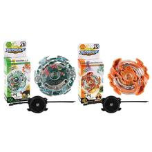 Spinning Top med Beyblade Launcher Constellation Alloy Gyroskop Whipping Top Beyblade Burst Kids Bey Blade Presenter Classic Leksaker