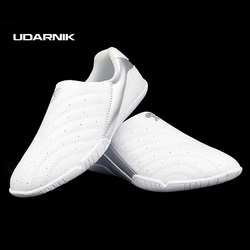 Unisex kid kickboxing tae kwon do martial arts sports shoes white chinese kung fu sneaker trainer.jpg 250x250