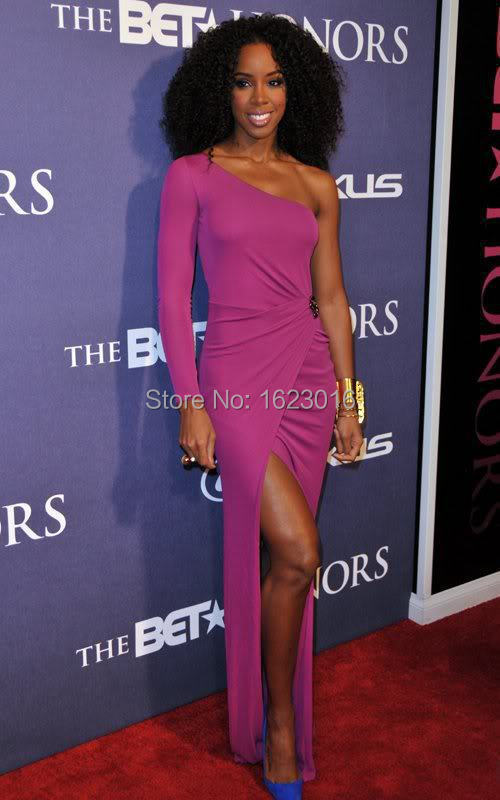 2014-Beyonce-Celebrity-Dresses-Sheath-Deep-V-neck-Long-Sleeves-Floor-Length-Purple-Satin-Pleat-Sexy (2).jpg