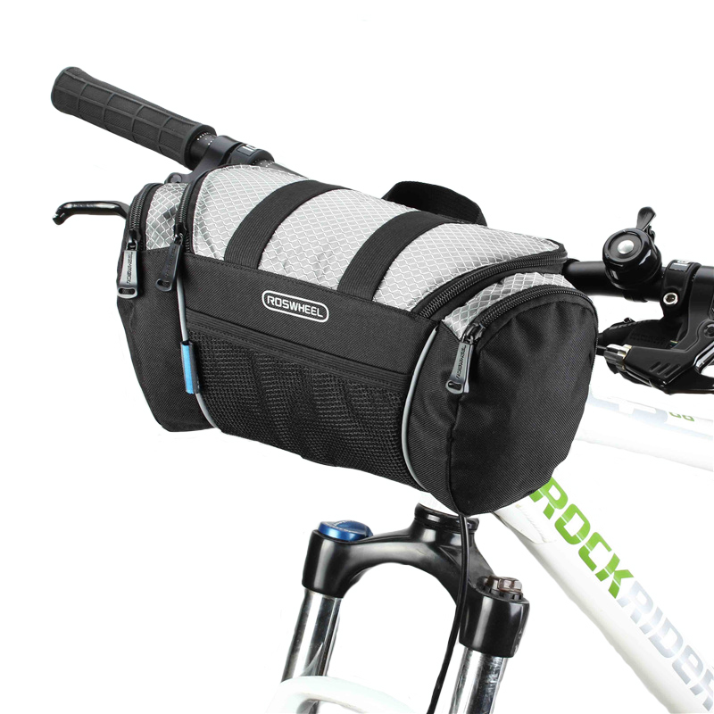 Roswheel MTB Road Bike Bicycle Cycling Handlebar Bag Shoulder Bag Accessories
