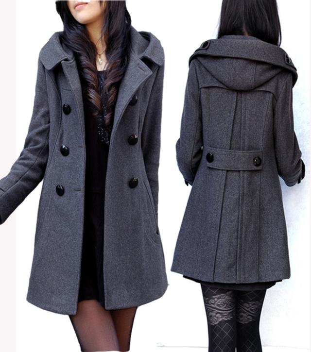 Free Shipping hot sales Brand Double Bristed Warm Wool