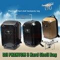 DJI phantom 3 Standard Hardshell Bag Backpack Shoulder Case Hard Shell Box for DJI Phantom 3 Professional FPV Drone Quadcopter