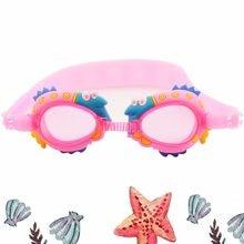 400109c5e2 Children Swimming Goggles Cartoon Professional Anti fog Kids Swimming  Glasses Water Glasses Boys Girl Sport Swim Eyewear