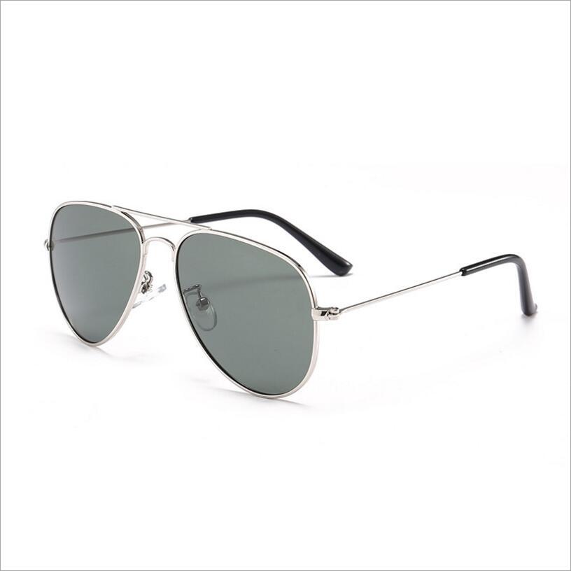 Clásico piloto Gafas de sol para niños Marco de metal tan fresco - Accesorios para la ropa - foto 5