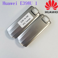 Huawei New E398 4G LTE Speed Surf Stick Modem Dongle 100Mbps e398u 18 plus 4G LTE 49dbi Antenna Booster Double TS9 Aerial
