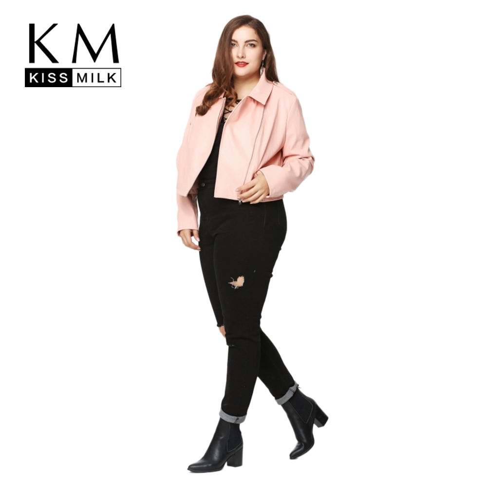 Kissmilk Plus Size Fashion Women Clothing Solid Broken Hole Pants Street  Style Slim Big Size Jeans 3XL 4XL 5XL 6XL f8038b68b313