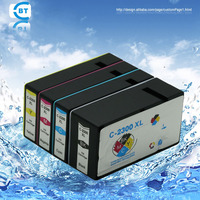 4 Color 1set Pgi 2300 Ink Cartridge For Canon MAXIFY MB5030 MB5330 IB4030 Printer