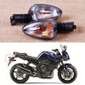 2pcs/pair Motorcycle Clear Turn Signal Indicator Light Lamp Fit for BMW R1200GS 2007 F650GS F800S K1300S R1200R K1200S K1300S