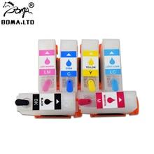 BOMALTD Ink Cartridge For EPSON T3791 T3781 378XL Expression Photo XP-8500 XP-8600 XP-8605 XP-8505 XP8500 XP8600 XP8505 XP8605 цена в Москве и Питере