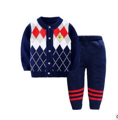 2016-Girl-Boy-Knitting-Winter-Sweater-Kid-Knit-Jacket-Long-Sleeve-Baby-Clothes-2-pieces-Top-Pants-4