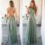 2016 mujeres atractivas del verano del melocotón infinito wrap dress vestido largo damas de honor convertible dress multiway maxi dress robe longue femme
