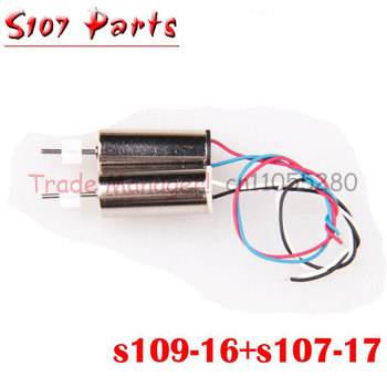 free shipping Syma S107 S107G motor a + b for s107 rc Helicopters parts s107 parts s107g motor
