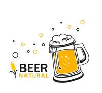 Beer Vinyl Wall Sticker Beer Drinks Beer Sign Art Wall Decal Sticker Beer Bar Restraunt Cafe Shop Window Glass Decoration