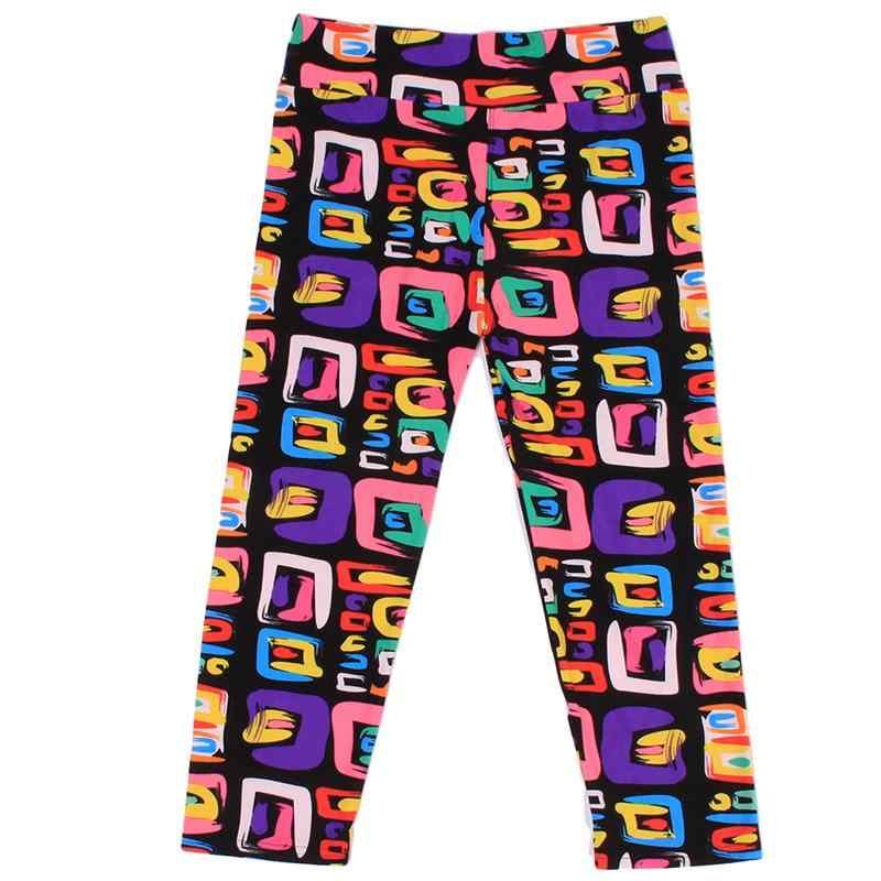 Фото Bigsweety/Новые модные женские леггинсы с 3D принтом в клетку трикотажные брюки до