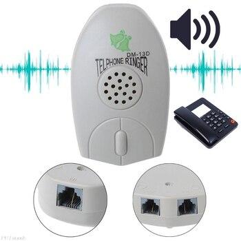 Amplifier Landline Phone Bell Ringer Extra Loud Telephone Ring For The Old Elder