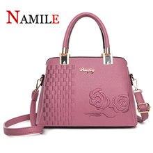 Na Mille fashion embroidered high quality handbag 2019 brand designer shoulder bag ladies luxury elegant handbag Messenger bag все цены