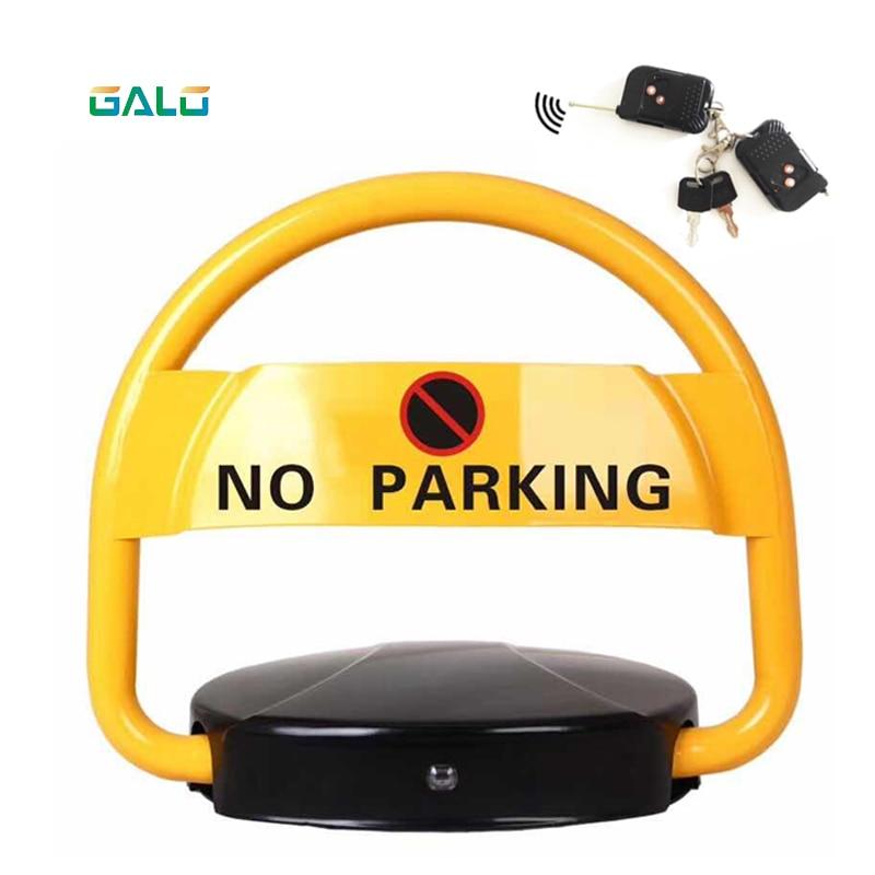 No Parking Remote Control Parking Lock Bollard Lock