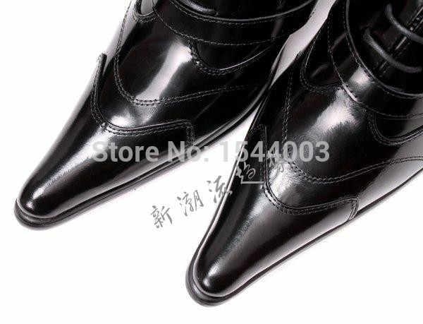... Japanese Korean Style Men Oxford Shoes Lace-Up Mens Dress Shoes Fashion  Genuine Leather Mens 12b8e756b328