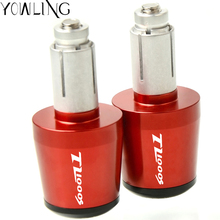 For SUZUKI TL1000S TL 1000 S 1997 1998 1999 2000 2001 2002 2003 Motorcycle CNC 22MM Handlebar Grips Handle Bar Cap End Plugs