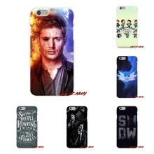 For Sony Xperia M2 M4 M5 E3 XA Aqua Z Z1 Z2 Z3 Z5 compact LG K4 7 8 10 V20 V30 2017 Pro Supernatural TV Quotes logo Fashion Case(China)