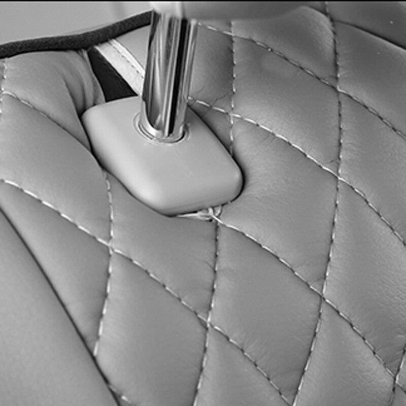 CARTAILOR PU Cubierta de Asiento de Coche de Cuero Ajuste - Accesorios de interior de coche - foto 6
